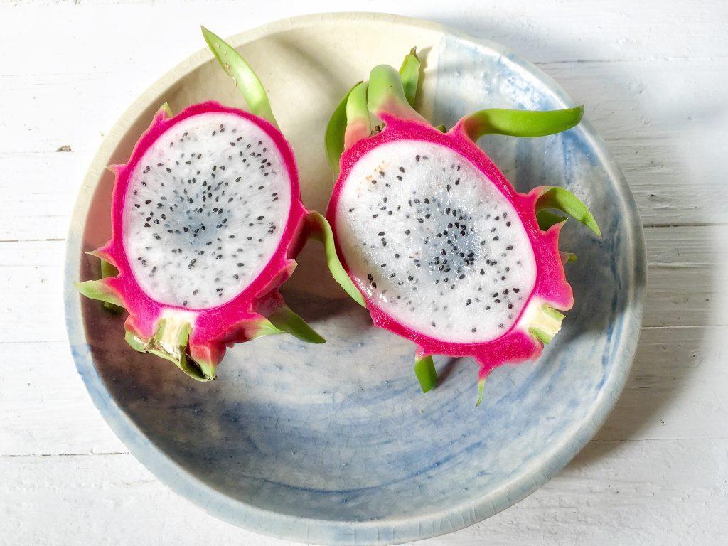 ishigaki food dragon fruit ishigaki okinawa japan
