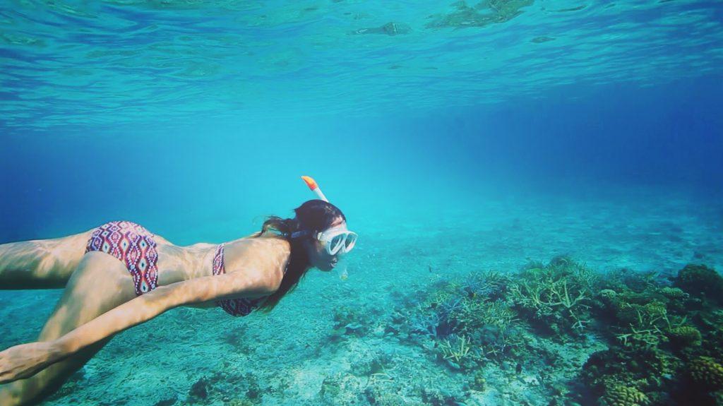 Snorkelling Ishigaki