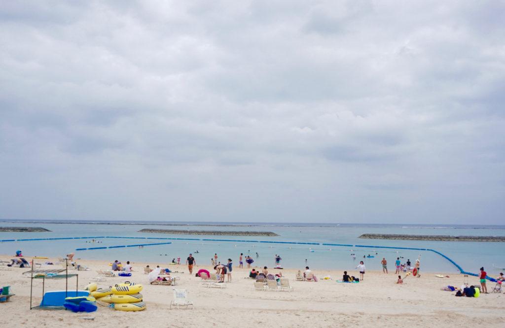 Maezato beach Ishigaki ANA