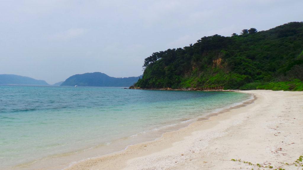 Ida Beach Iriomote