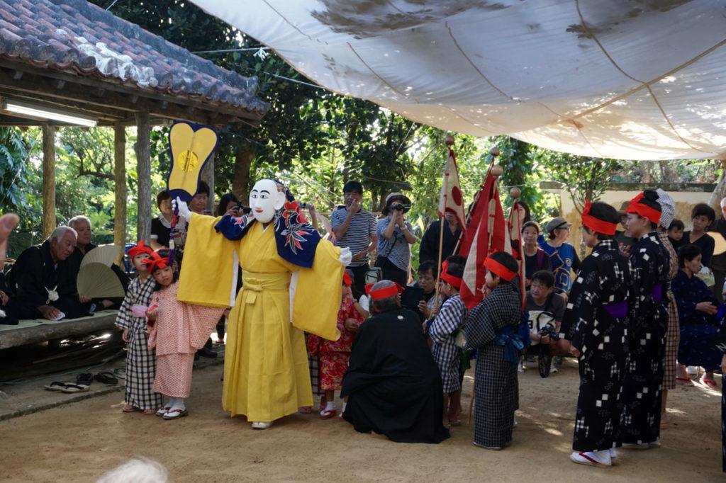 Kitsugansai festival Kohama