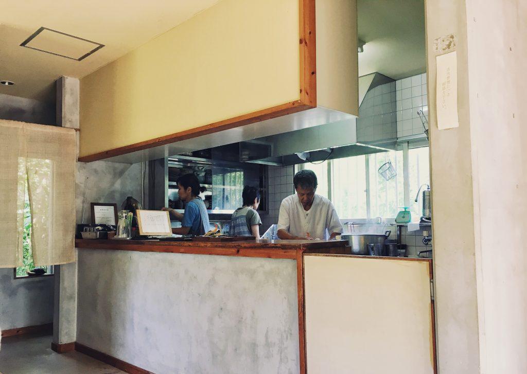 restaurant kagi ishigaki okinawa japan kishimen craftsman