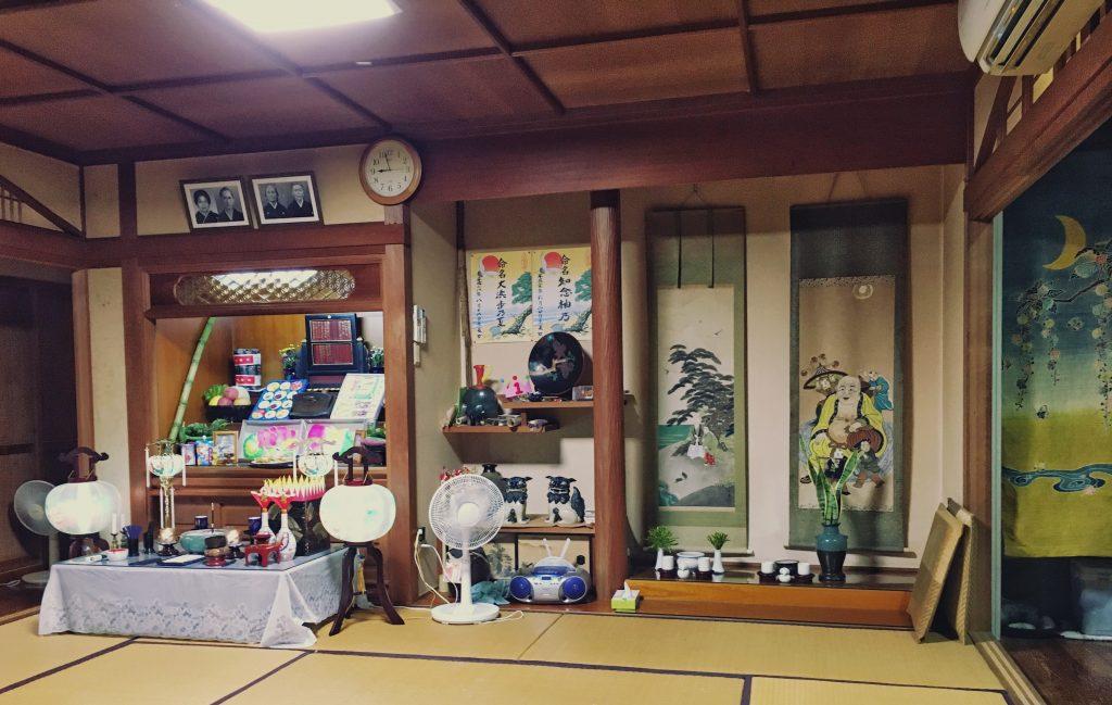 o bon ishigaki japan okinawa event ishigaki