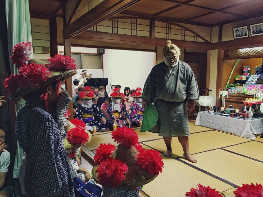 event ishigaki angama obon ishigaki okinawa japan