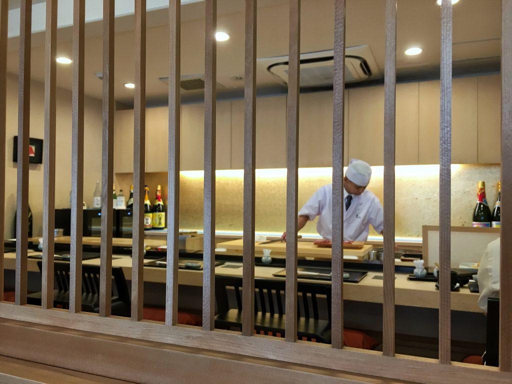 Seizan restaurant ishigaki okinawa japan ishigakijima sushirestaurant