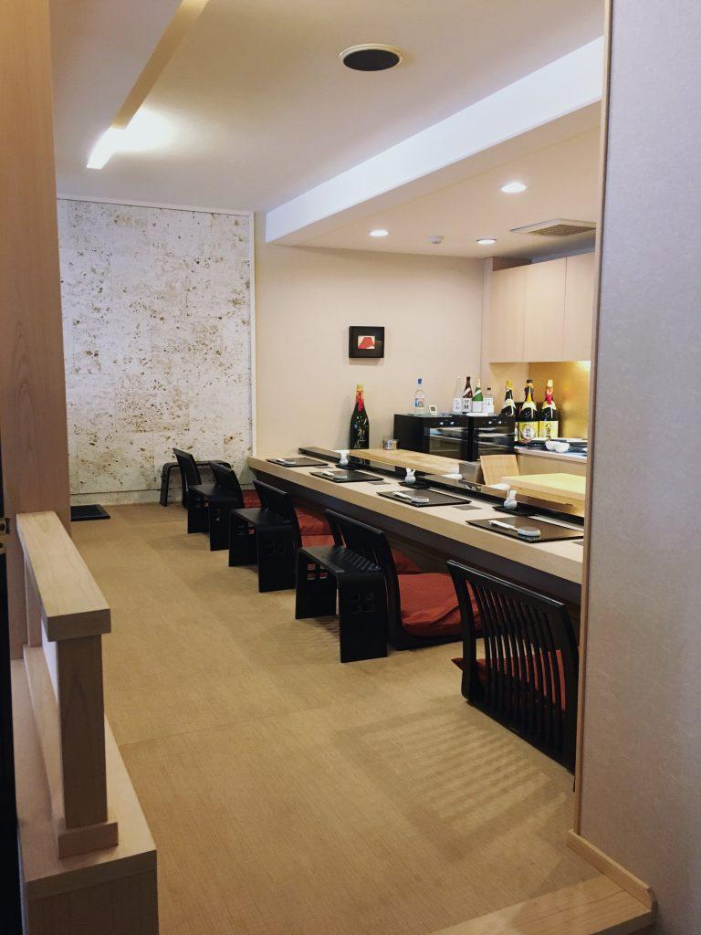 restaurant seizan restaurant ishigaki okinawa japan ishigakijima sushi ishigaki